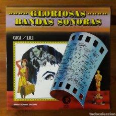 Discos de vinilo: GIGI / LILI, LESLIE CARON. Lote 195169957