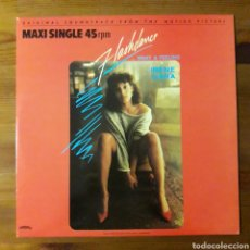 Discos de vinilo: FLASHDANCE... WHAT A FEELING, IRENE CARA. Lote 195171388