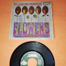 Discos de vinilo: THE ROLLING STONES. WE LOVE YOU. DANDELION. DECCA RECORDS. 1967. Lote 195173535