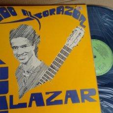 Discos de vinilo: LP ( VINILO) DE JUAN SALAZAR AÑOS 80. Lote 195173742