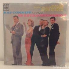 Discos de vinilo: RAY CONNIFF Y SU ORQUESTA-ES EXTRAORDINARIO 3-/PARAISO,ABRIL EN PARIS,+2/EP 1963 CBS,ESPAÑA. Lote 195173971