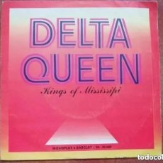 Discos de vinilo: KINGS OF MISSISSIPI - DELTA QUEEN (SG) 1972. Lote 195175638