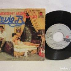 Discos de vinilo: STEVIE B. - MIDNIGHT MUSIC (PART 1 & 2) - SINGLE - 1979 - SPAIN - VG/G. Lote 195176707