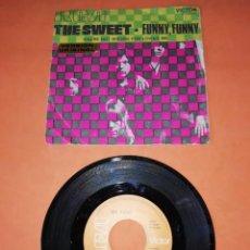 Discos de vinilo: THE SWEET. FUNNY, FUNNY. RCA VICTOR RECORDS. 1971. Lote 195177005