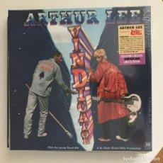 Discos de vinilo: ARTHUR LEE - VINDICATOR (1972) - LP REEDICIÓN ELEMENTAL 2019 NUEVO. Lote 195177987
