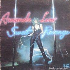 Discos de vinilo: AMANDA LEAR , SWEET REVENGE - LP FRANCE 1978. Lote 195178103