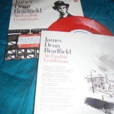 Discos de vinilo: JAMES DEAN BRADFIELD. AN ENGLISH GENTLEMAN. COLUMBIA, 2006. LIMITED EDITION. NUMERADO. IMPECABLE (#). Lote 195179972