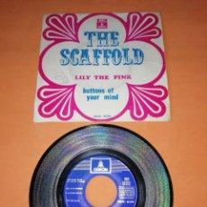 Discos de vinilo: THE SCAFFOLD. LILY THE PINK. EMI ODEON RECORDS. 1968.. Lote 195180786