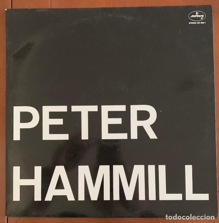 PETER HAMMILL – PETER HAMMILL. DISCO VINILO. ENTREGA 24H (Música - Discos de Vinilo - Maxi Singles - Pop - Rock Extranjero de los 90 a la actualidad)