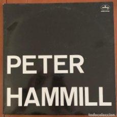 Discos de vinilo: PETER HAMMILL – PETER HAMMILL. DISCO VINILO. ENTREGA 24H. Lote 195181542