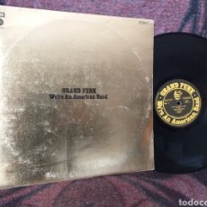Discos de vinilo: GRAND FUNK WE'RE AN AMERICAN BAND ESPAÑA 1973. Lote 195181618