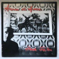 Discos de vinilo: AROMA DI AMORE – HARDE FEITEN 1986 BELGIUM PUNK ROCK. Lote 195182526