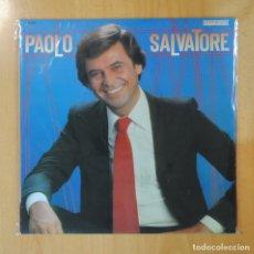 Disques de vinyle: PAOLO SALVATORE - PAOLO SALVATORE - LP. Lote 195185953