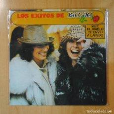 Discos de vinilo: BACCARA - LOS EXITOS DE BACCARA - GATEFOLD - LP. Lote 195186015