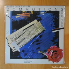 Discos de vinilo: LLOYD COLE AND THE COMMOTIONS - EASY PIECES - LP. Lote 195186063