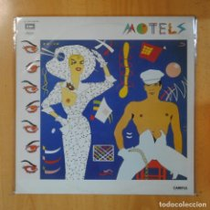 Discos de vinilo: MOTELS - CAREFUL - LP. Lote 195186080