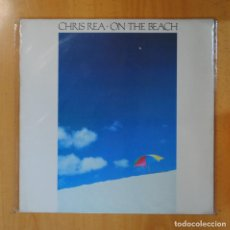 Discos de vinilo: CHRIS REA - ON THE BEACH - LP. Lote 195186137
