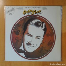 Discos de vinilo: ARTIE SHAW AND HIS ORCHESTRA - THE BEAT OF THE BIG BANDS - LP. Lote 195186222