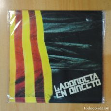 Discos de vinilo: JOSE ANTONIO LABORDETA - LABORDETA EN DIRECTO - LP. Lote 195186305