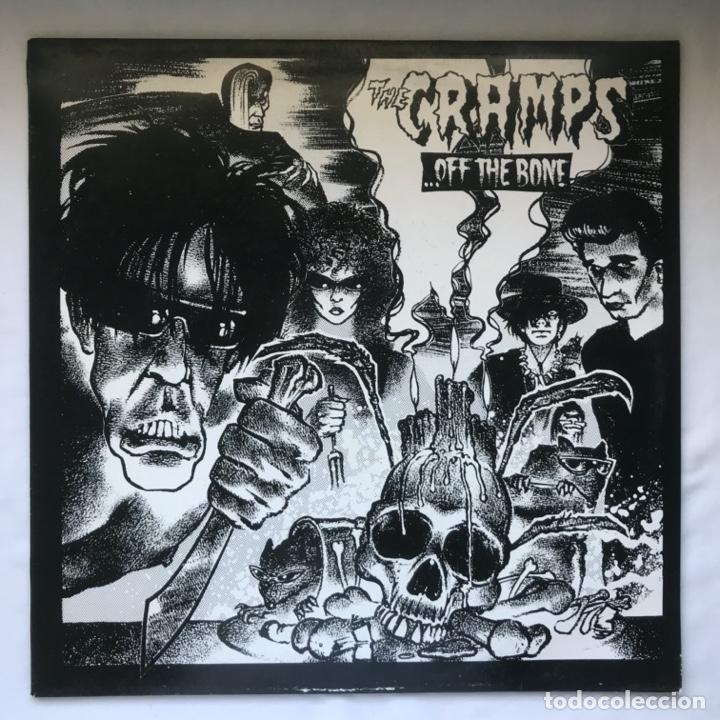 THE CRAMPS – ...OFF THE BONE 1983 SURFIN' BIRD (Música - Discos - LP Vinilo - Punk - Hard Core)