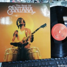 Discos de vinilo: THE BEST OF SANTANA DOBLE LP PROMOCIONAL ESPAÑA 1991. Lote 195187707