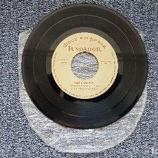Discos de vinilo: LOS SHOWMEN - ZORONGO GITANO, ,LA CUCARACHA, (EP 4 CANCIONES ) DISCO FUNDADOR. AÑO 1.964. Lote 195187983