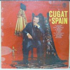 Discos de vinilo: XAVIER CUGAT // CUGAT IN SPAIN //MADE IN GERMANY //(VG VG). LP. Lote 195188842