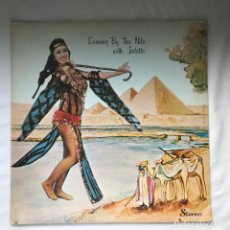 Discos de vinilo: JODETTE (KAMELIA) EVENING BY THE NILE 1975 US. Lote 195189303