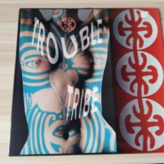 Discos de vinilo: TROUBLE TRIBE - SOMETHING SWEET - CHRYSALIS 1990. Lote 195189625