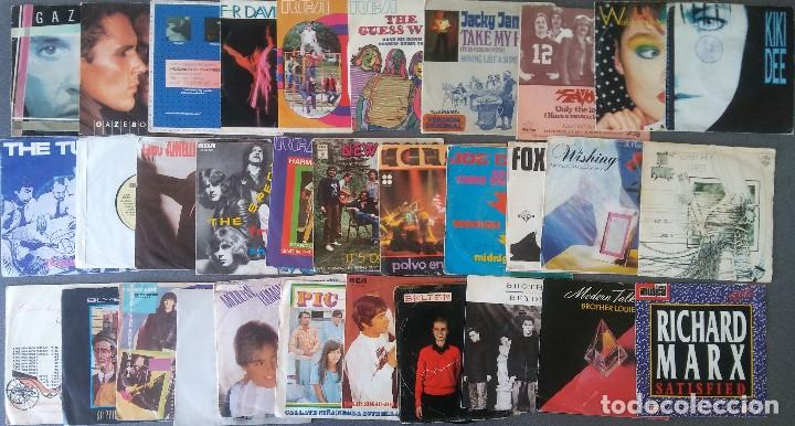 LOTE VINILOS EPS POP ROCK AÑOS 70 80 (Música - Discos de Vinilo - EPs - Pop - Rock - New Wave Extranjero de los 80)