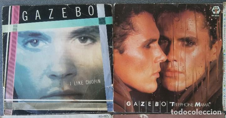 Discos de vinilo: Lote vinilos Eps pop rock años 70 80 - Foto 4 - 195191982