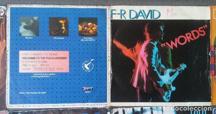 Discos de vinilo: Lote vinilos Eps pop rock años 70 80 - Foto 5 - 195191982