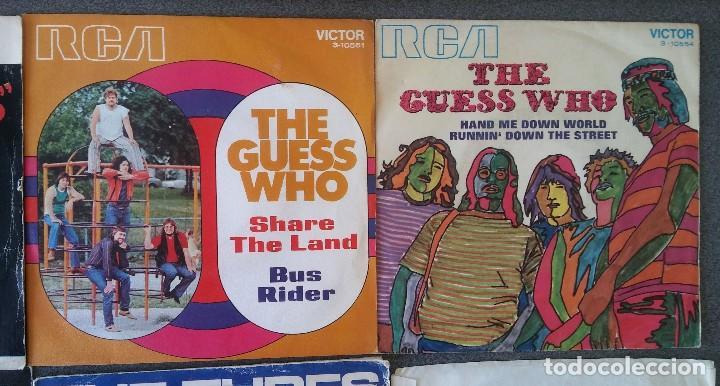 Discos de vinilo: Lote vinilos Eps pop rock años 70 80 - Foto 6 - 195191982