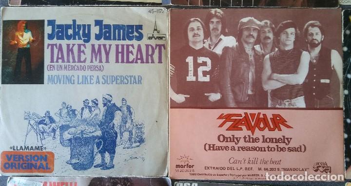 Discos de vinilo: Lote vinilos Eps pop rock años 70 80 - Foto 7 - 195191982