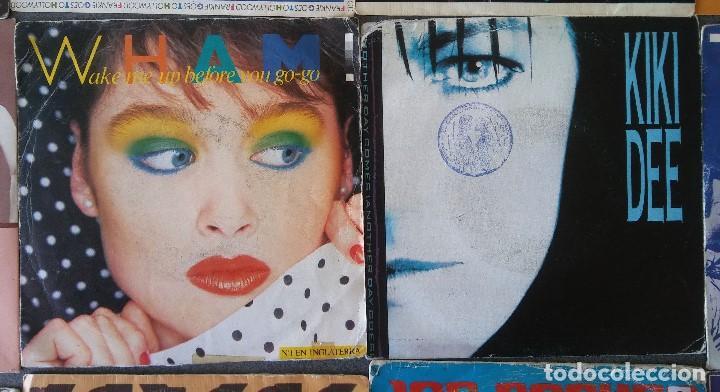 Discos de vinilo: Lote vinilos Eps pop rock años 70 80 - Foto 8 - 195191982
