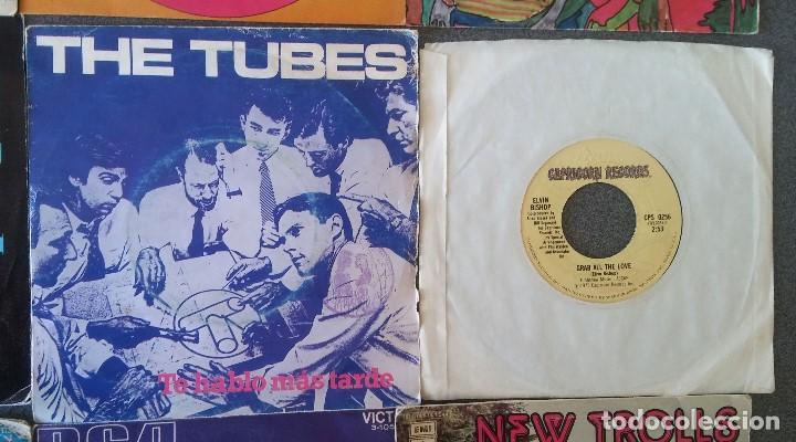 Discos de vinilo: Lote vinilos Eps pop rock años 70 80 - Foto 9 - 195191982