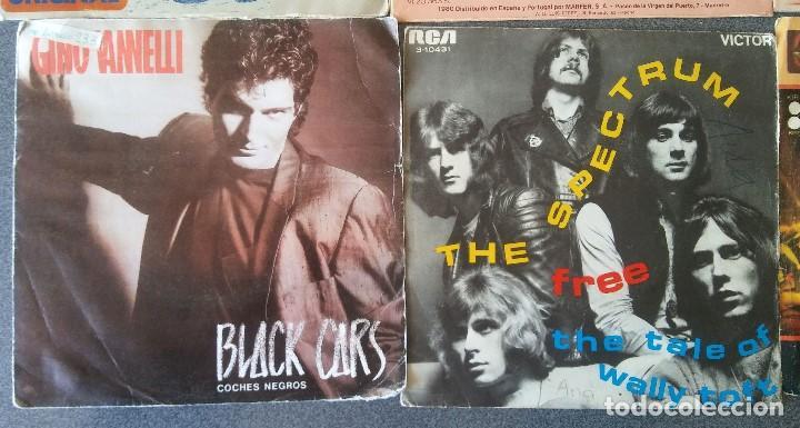 Discos de vinilo: Lote vinilos Eps pop rock años 70 80 - Foto 10 - 195191982