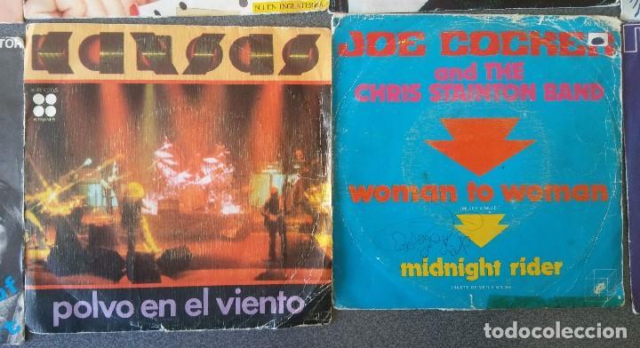 Discos de vinilo: Lote vinilos Eps pop rock años 70 80 - Foto 11 - 195191982