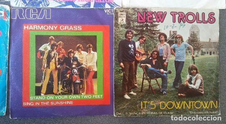 Discos de vinilo: Lote vinilos Eps pop rock años 70 80 - Foto 12 - 195191982