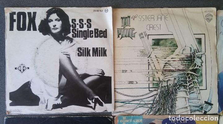 Discos de vinilo: Lote vinilos Eps pop rock años 70 80 - Foto 13 - 195191982
