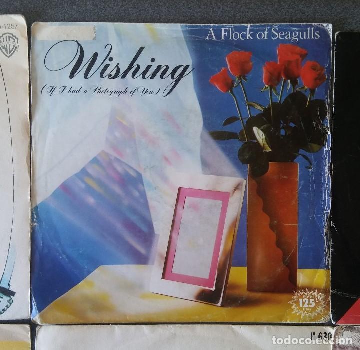 Discos de vinilo: Lote vinilos Eps pop rock años 70 80 - Foto 14 - 195191982