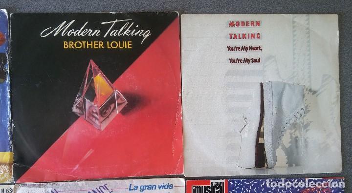 Discos de vinilo: Lote vinilos Eps pop rock años 70 80 - Foto 15 - 195191982