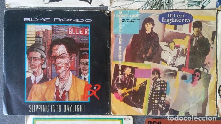 Discos de vinilo: Lote vinilos Eps pop rock años 70 80 - Foto 16 - 195191982