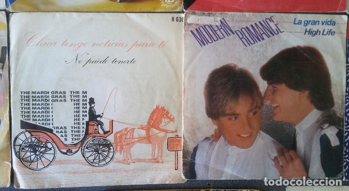 Discos de vinilo: Lote vinilos Eps pop rock años 70 80 - Foto 17 - 195191982