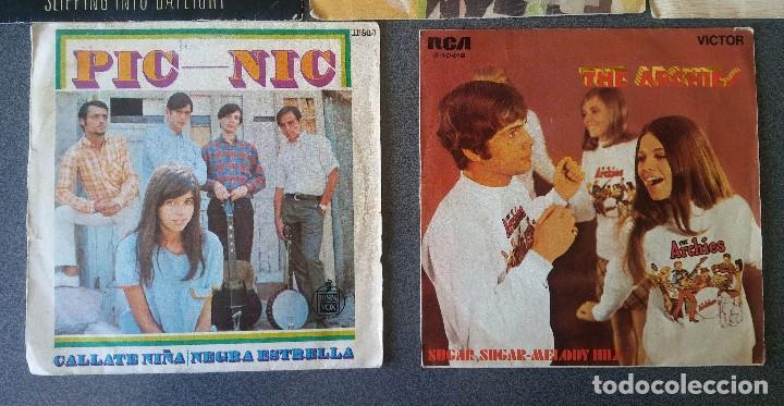 Discos de vinilo: Lote vinilos Eps pop rock años 70 80 - Foto 19 - 195191982