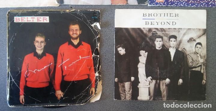 Discos de vinilo: Lote vinilos Eps pop rock años 70 80 - Foto 20 - 195191982