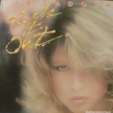 Discos de vinilo: PIA ZADORA - ROCK IT OUT MAXI SINGLE SPAIN 1983. Lote 195194980