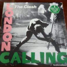 Discos de vinilo: THE CLASH - LONDON CALLING - DOBLE 2.LP.S - 1979 - MBE - ENVIO GRATIS. Lote 195195876