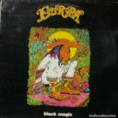 Discos de vinilo: EUROPA - BLACK MAGIC MAXI SINGLE 1991 SPAIN. Lote 195196065