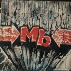 Discos de vinilo: M.B. - YOU DON'T GET STOP MAXI SINGLE SPAIN 1991. Lote 195196111